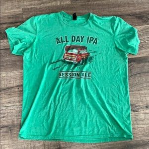 Founders Brewery All Day IPA Tshirt